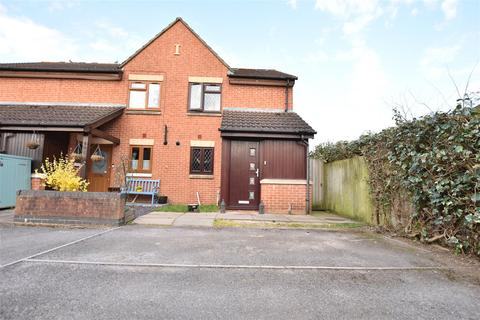 3 bedroom end of terrace house for sale - Courage Court, Reading