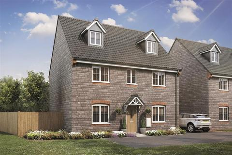 5 bedroom detached house for sale - The Garrton - Plot 1 at Coppice Place, Moor Lane BS48