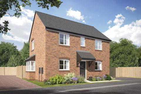 3 bedroom detached house for sale - Plot 3, The Japonica Alt with Bay at Rose Meadow, London Road, Northwich CW9