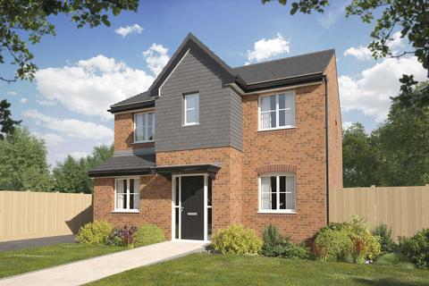4 bedroom detached house for sale - Plot 4, The Larch at Rose Meadow, London Road, Northwich CW9
