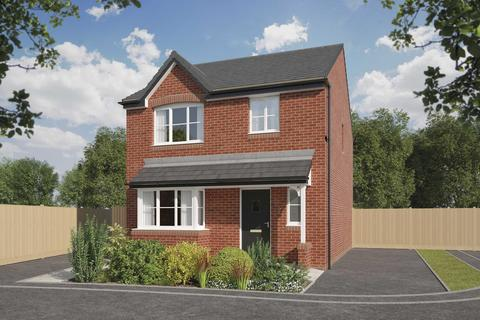 3 bedroom detached house for sale - Plot 226, The Weston at Rose Meadow, London Road, Northwich CW9