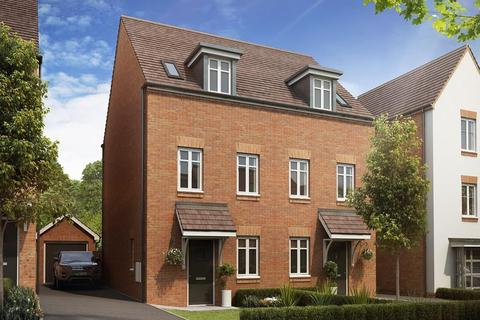 3 bedroom semi-detached house for sale - Plot 133, Greenwood at Fairfields, Caledonia Road, Vespasian Road, MILTON KEYNES MK11