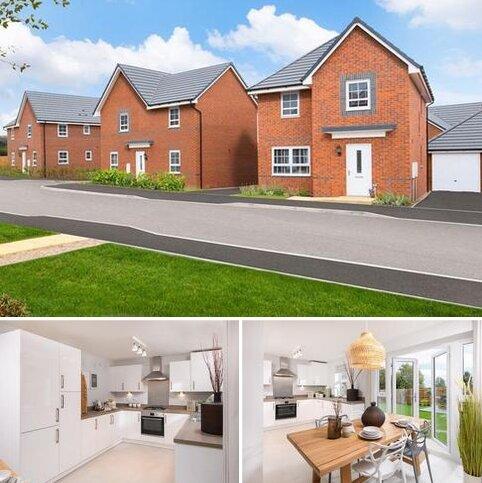 4 bedroom detached house for sale - Plot 52, Kingsley at Elwick Gardens, Riverston Close, Hartlepool, HARTLEPOOL TS26