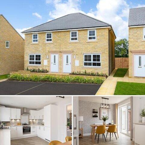 3 bedroom semi-detached house for sale - Plot 143, Maidstone at The Bridleways, Eccleshill, Bradford, BRADFORD BD2