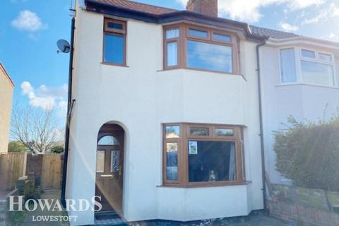 2 bedroom semi-detached house for sale - Kimberley Road, Lowestoft