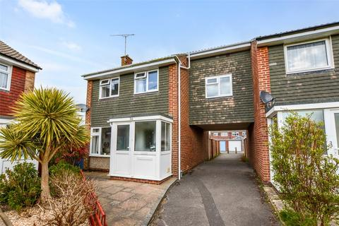 4 bedroom end of terrace house for sale - Fontwell Close, Rustington, West Sussex, BN16