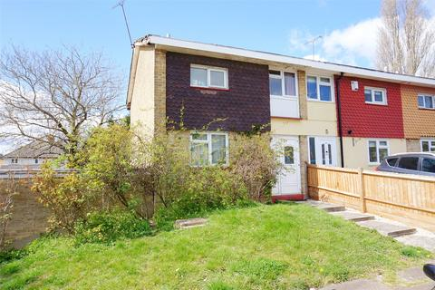 2 bedroom end of terrace house for sale - Markhams Chase, Basildon, Essex, SS15