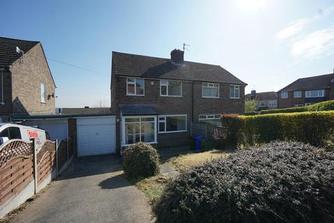 3 bedroom semi-detached house to rent - Ashhurst Drive, Sheffield, S6 5LL