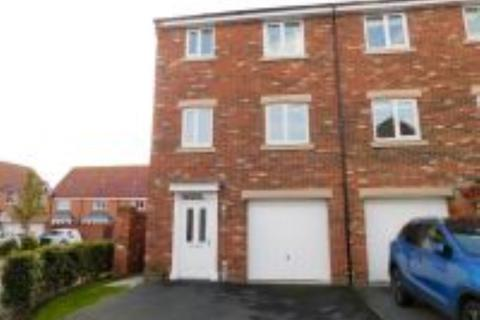4 bedroom terraced house to rent - HARVEY AVENUE, FRAMWELLGATE MOOR, DURHAM CITY