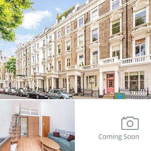 Studio to rent - Linden Gardens, London, W2