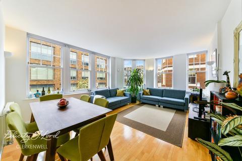 1 bedroom apartment for sale - Flat 7, 77 Goswell Road, LONDON EC1V 7ER