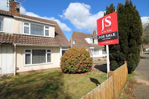 3 bedroom semi-detached house for sale - 8 Quantock Road, Salvington, Worthing BN13 2HG
