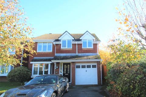 4 bedroom detached house for sale - Cirrus Gardens, Hamble, Southampton, SO31