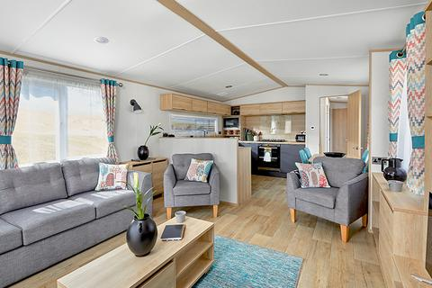 2 bedroom static caravan for sale - Ribble Valley Country & Leisure Park, Lancashire, BB7 4JD