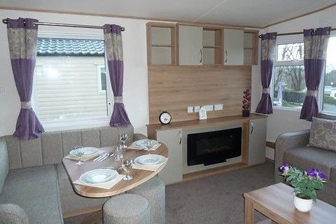 2 bedroom static caravan for sale - Lido Beach Holiday Park, Prestatyn