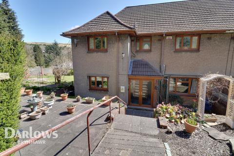 4 bedroom semi-detached house for sale - Queen Square, Ebbw Vale