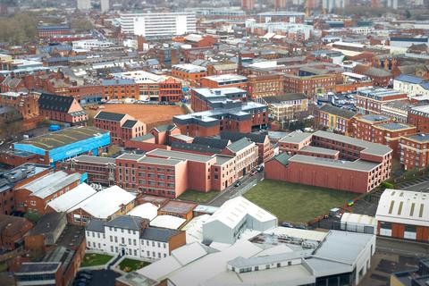 1 bedroom flat for sale - The Copperworks, Camden Street, Jewellery Quarter Birmingham B1