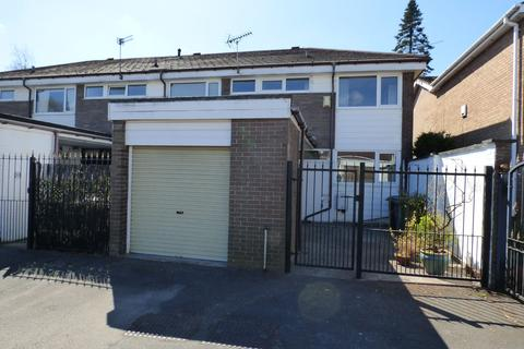 3 bedroom end of terrace house for sale - Portland Close, Hazel Grove, Stockport, SK7