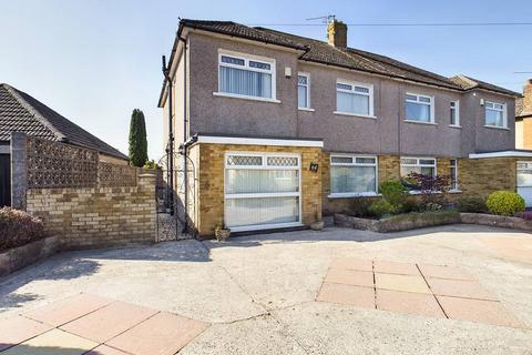 4 bedroom terraced house for sale - Heol Briwnant, Rhiwbina, Cardiff. CF14 6QH
