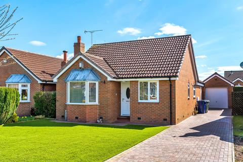3 bedroom detached bungalow for sale - The Brambles, Thorpe Willoughby, Selby, YO8 9LL