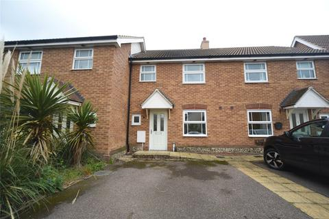 3 bedroom terraced house to rent - The Presidents, Beck Row, Bury St. Edmunds, Suffolk, IP28