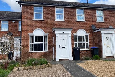 2 bedroom terraced house for sale - Gervase Square, Great Billing, Northampton NN3 9NR