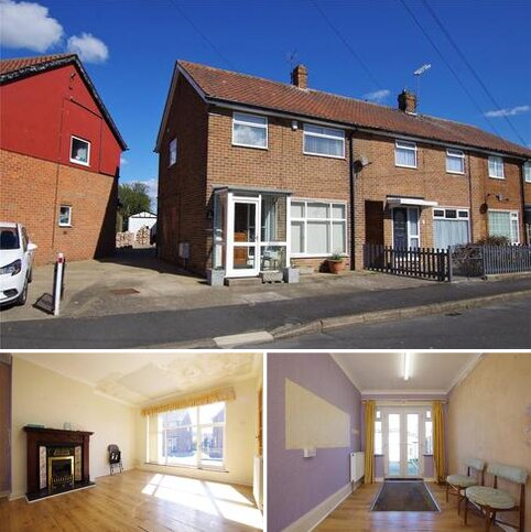 2 bedroom end of terrace house for sale - Princes Avenue, Hedon, Hull, HU12