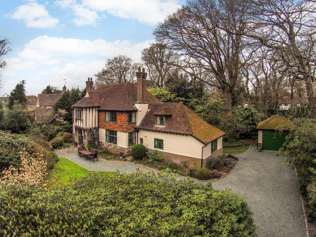 Detached house in Southampton