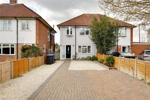 3 bedroom house for sale - St Andrews Road, Tarring, Worthing, West Sussex, BN13