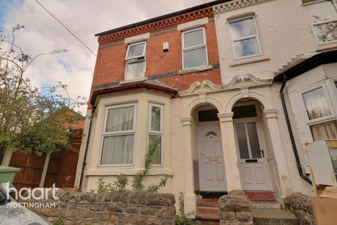 4 bedroom end of terrace house for sale - 3 Pullman Road, Sneinton NG2 4HF