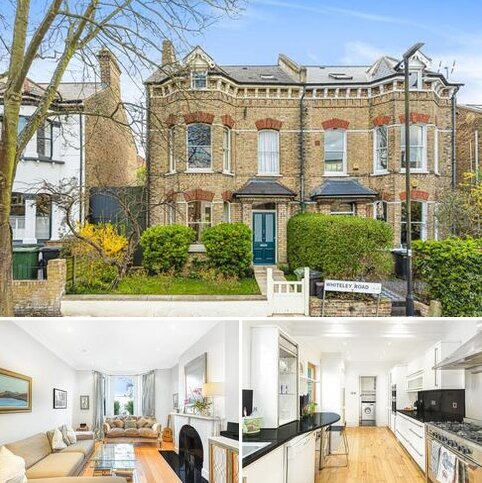 5 bedroom semi-detached house for sale - Whiteley Road, Gipsy Hill