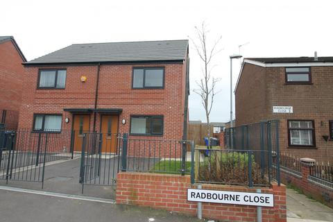 2 bedroom semi-detached house for sale - Radbourne Close, Manchester      , M12