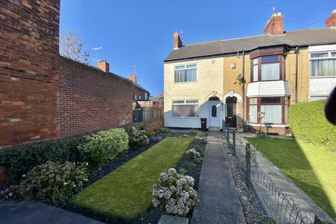 2 bedroom end of terrace house for sale - 465 Beverley Road, Hull, HU6 7LD