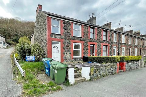 3 bedroom end of terrace house for sale - Caernarfon Road, Bangor, LL57