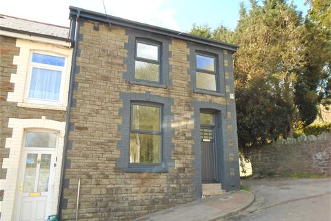 4 bedroom end of terrace house for sale - Crosswood Street, Treorchy, Rhondda Cynon Taff, CF42