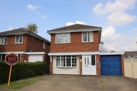 3 bedroom detached house for sale - Underbank Lane, Moulton, Northampton NN3 7HH