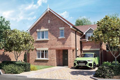 4 bedroom detached house for sale - Mayflower Way, Angmering, BN16