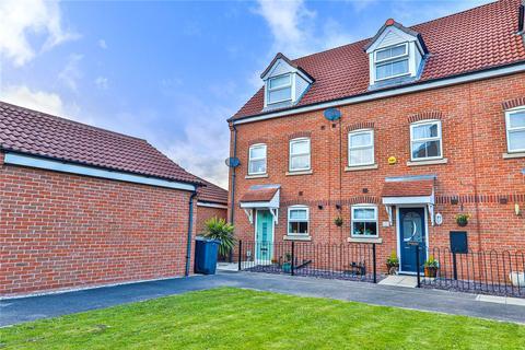 3 bedroom end of terrace house for sale - Hall Leys Park, Kingswood, Hull, HU7