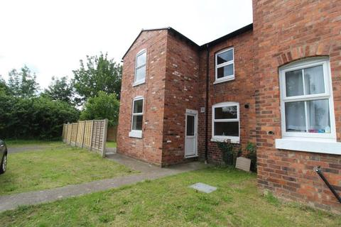 2 bedroom semi-detached house to rent - 1a Upper Road, Meole Village, Shrewsbury, SY3 9JW