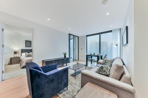 1 bedroom apartment to rent - Landmark Pinnacle, Marsh Wall, London, E14