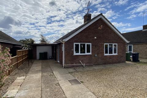 3 bedroom detached bungalow for sale - Station Road, Clenchwarton