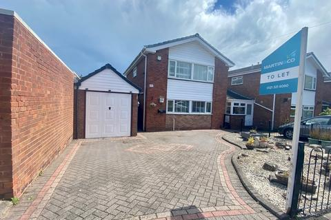4 bedroom detached house to rent - Stephens Road, Sutton Coldfield, Birmingham