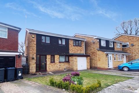 4 bedroom detached house for sale - Sunningdale Close, Handsworth Wood, Birmingham, West Midlands B20 1LH