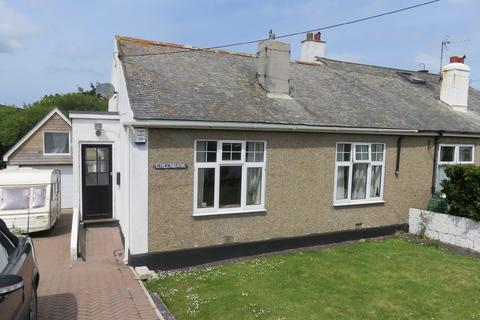 2 bedroom semi-detached bungalow for sale - Towednack Road, St. Ives