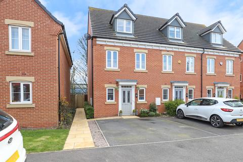 3 bedroom townhouse for sale - Manor House Court, Chesterfield