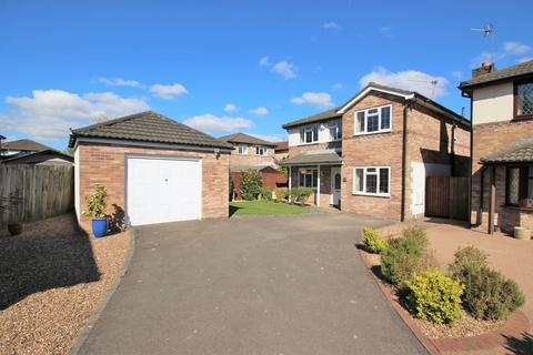 4 bedroom detached house for sale - Silver Birch Close, Whitchurch, Cardiff