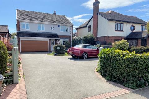 4 bedroom detached house for sale - Leicester Road, Ravenstone