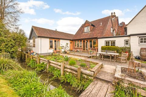 5 bedroom semi-detached house for sale - High Street, West Meon, Petersfield, Hampshire