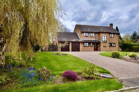 4 bedroom detached house for sale - Heronsford, West Hunsbury