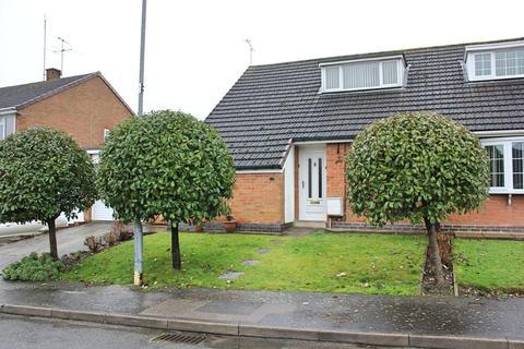 3 bedroom semi-detached house for sale - Saltash Close, Wigston, Leicester